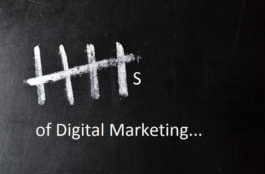 5s of digital marketing