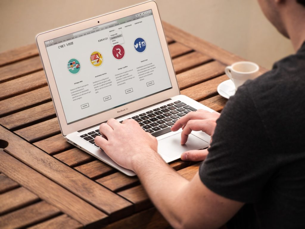 HOMEPAGE DESIGN TIPS