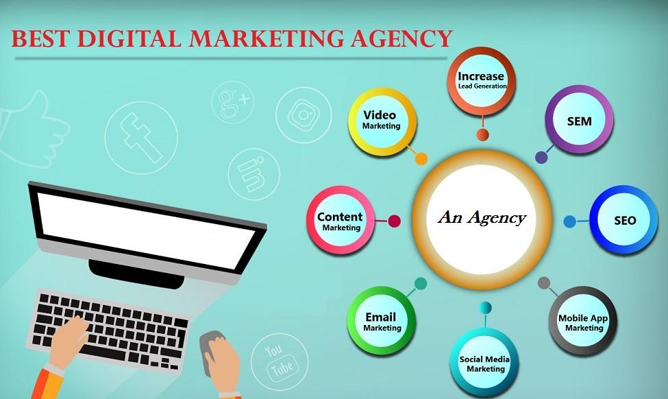 Digital Marketing Agency'