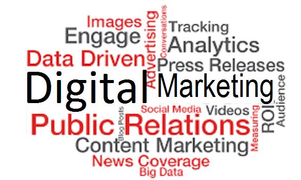 Public Relation in digital marketing