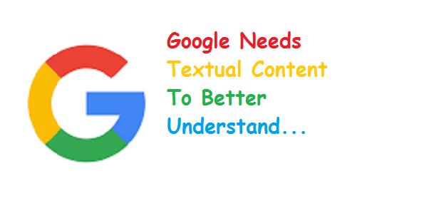 needs textual content