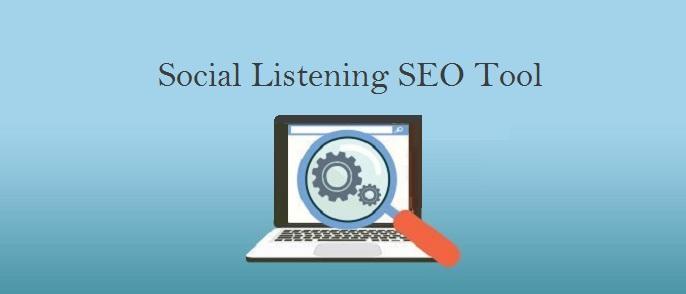 Social Listening SEO tool