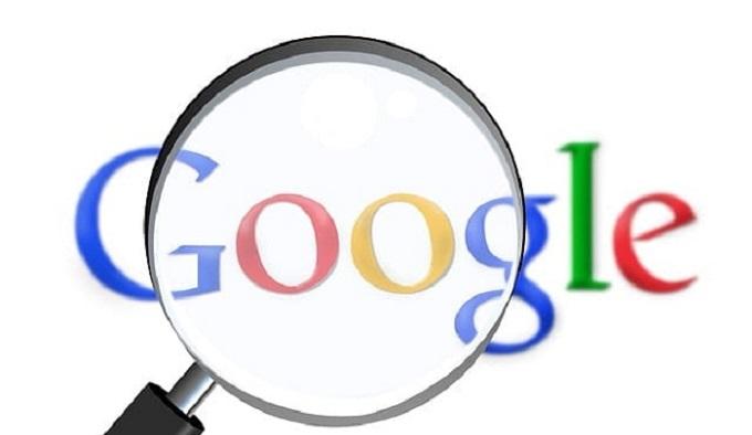 Google search ranking algorithm update