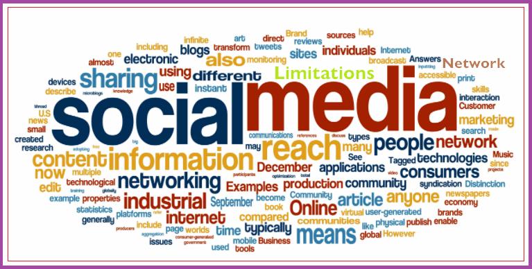 limitations of social media marketing
