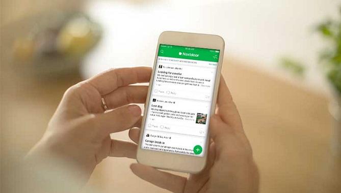 advertise your business on Nextdoor
