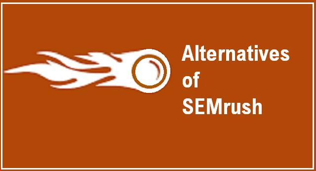 Alternatives of SEMrush