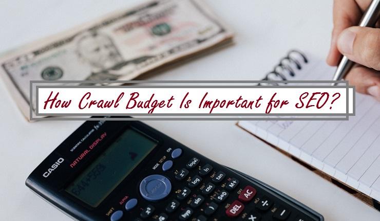 Crawl Budget for SEO