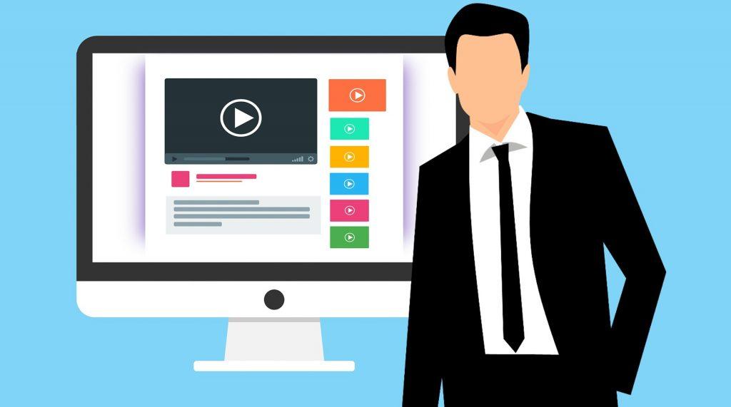 video in online marketing